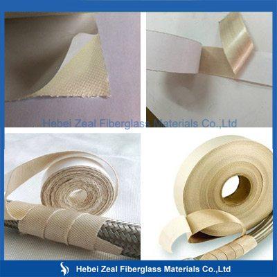 High Silica Tape - Zeal Fiberglass Materials